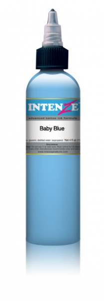 INTENZE BABY BLUE 1OZ
