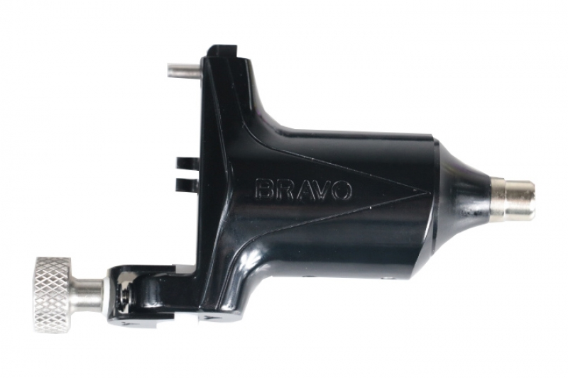 BRAVO MACHINE BLACK