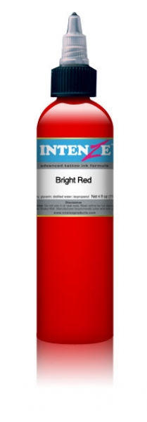 INTENZE BRIGHT RED 1OZ