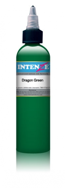 INTENZE DRAGON GREEN 1OZ
