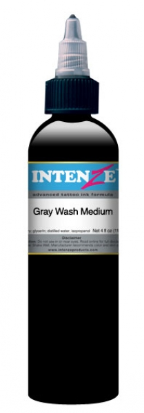 INTENZE GRAY WASH MEDIUM 1OZ