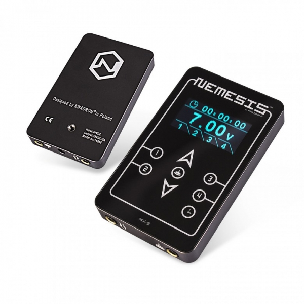 NEMESIS MX2 LED POWER SUPPLY