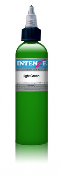 INTENZE LIGHT GREEN 1OZ