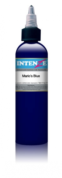 INTENZE MARIOS BLUE 1OZ