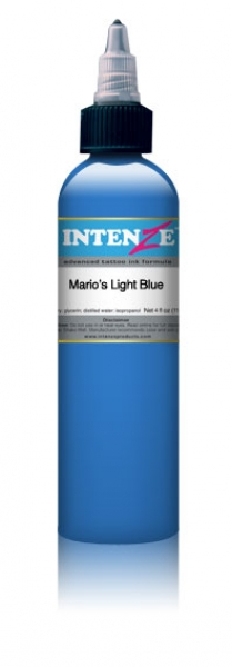 INTENZE MARIOS LIGHT BLUE 1OZ