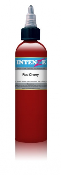 INTENZE RED CHERRY 1OZ