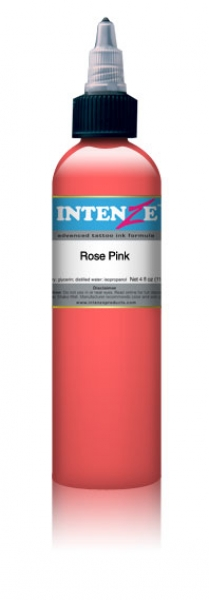 INTENZE ROSE PINK 1OZ